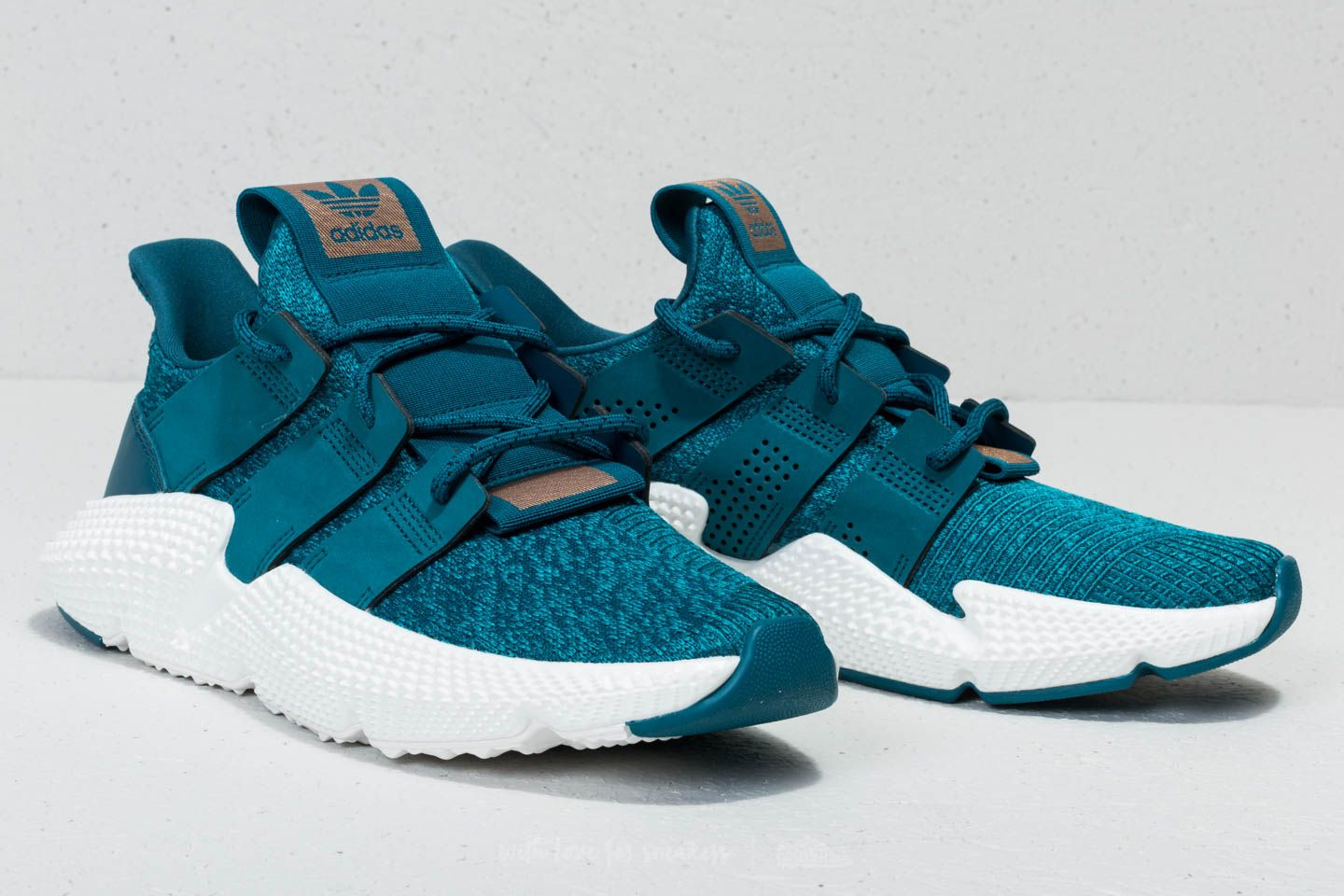 fb55ed16370f adidas Prophere W Real Teal  Real Teal  Ftw White at a great price 117