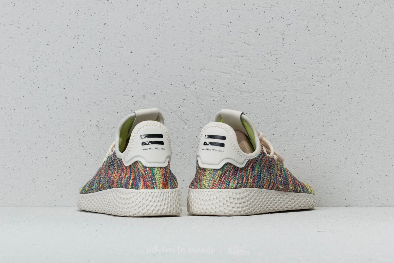 buty adidas x pharrell williams tennis hu primeknit multicolor