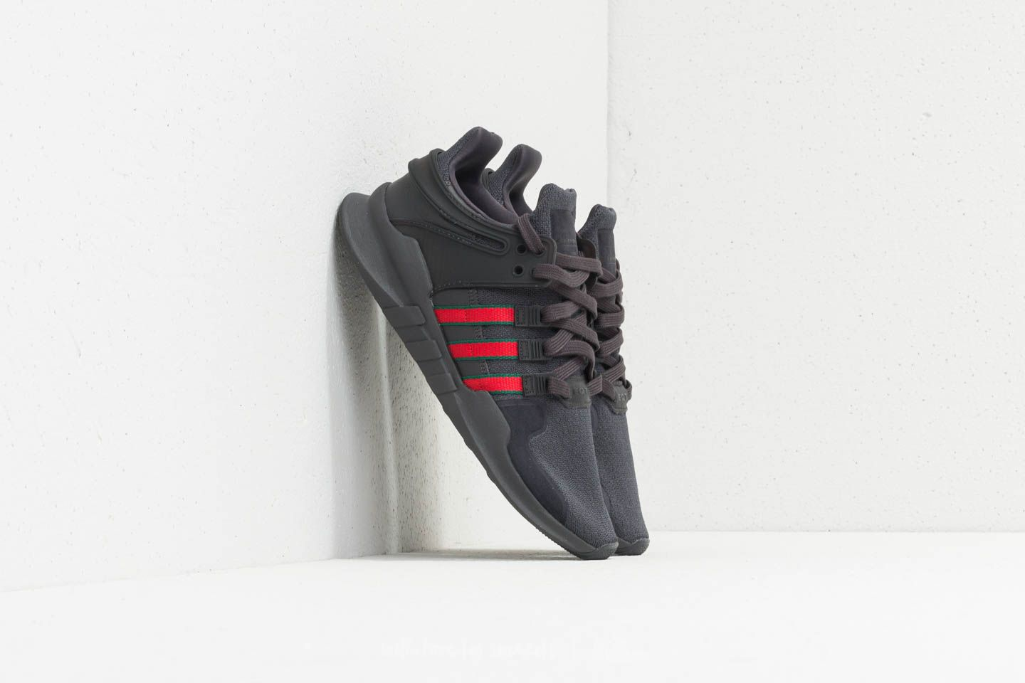 86ca8dd1540 adidas EQT Support ADV Utility Black  Scarlet  Collegiate Green at a great  price £