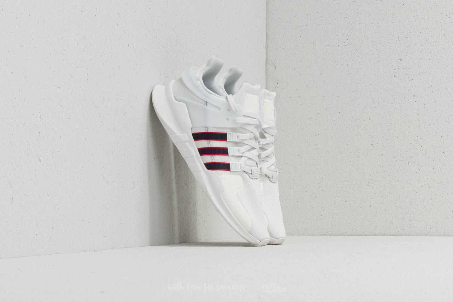 cheaper 70a38 aa9f2 adidas EQT Support ADV Crystal White  Collegiate Navy  Scarlet at a great  price 94