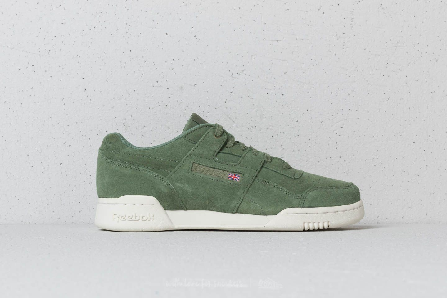 f5ef8cdaedea1 Reebok x Montana Cans Workout Plus Manila  Chalk at a great price £61 buy