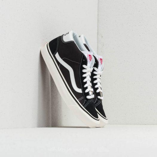 Vans Mid Skool 37 DX (Anaheim Factory)Black White