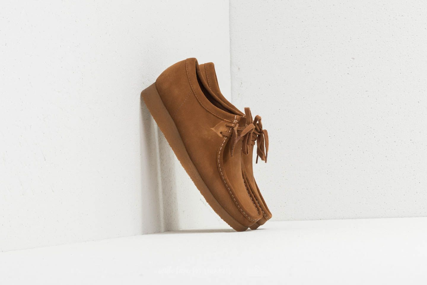 Clarks Originals Wallabee Cola at a great price $176 buy at Footshop