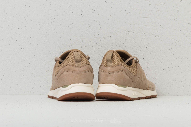 New Balance 247 Hemp/ Tan   Footshop