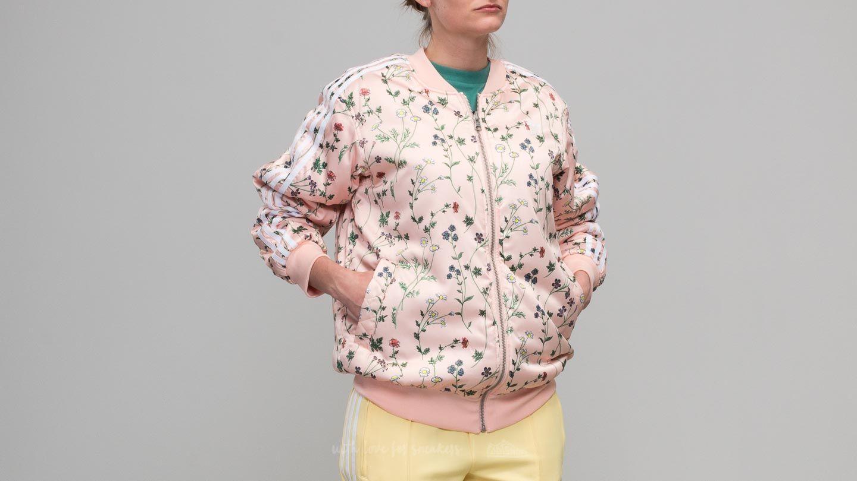 adidas All Over Print Bomber Blush Pink za skvělou cenu 2 790 Kč koupíte na Footshop.cz