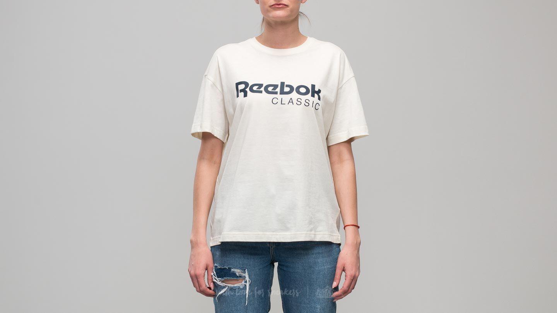 Reebok Elevated Tee Classic White