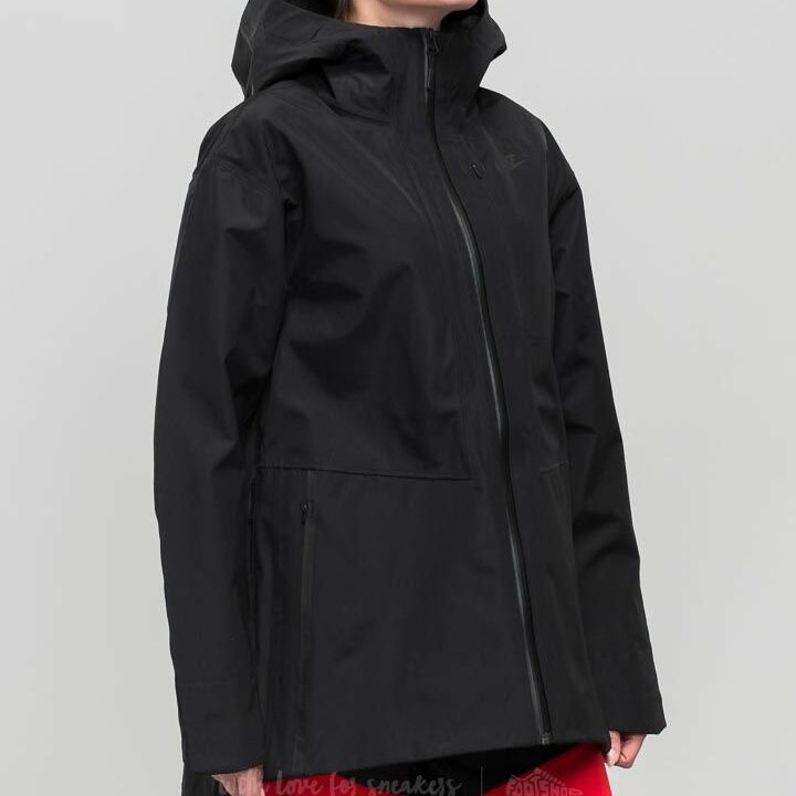 Nik Sportswear Tech Woven Jacket Black