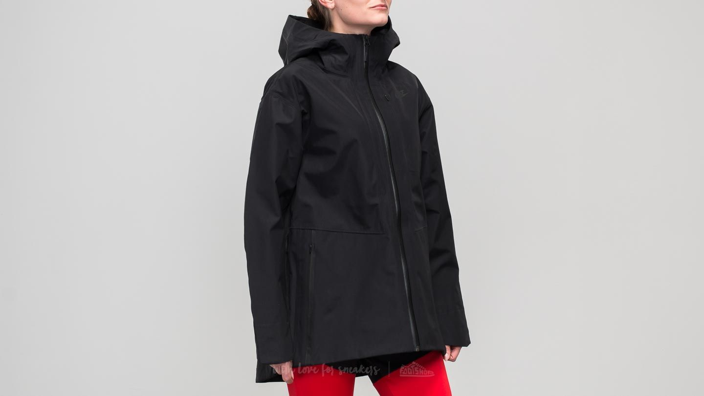 ae3c4ee7980f Nik Sportswear Tech Woven Jacket Black at a great price 114 € buy at  Footshop