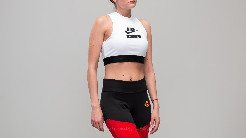 Nike Sportswear Air Crop Top White