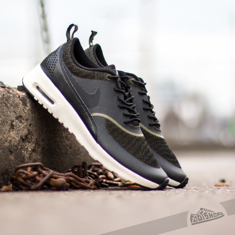 finest selection d7fdc 56390 Nike WMNS Air Max Thea KJCRD Faded Olive Black