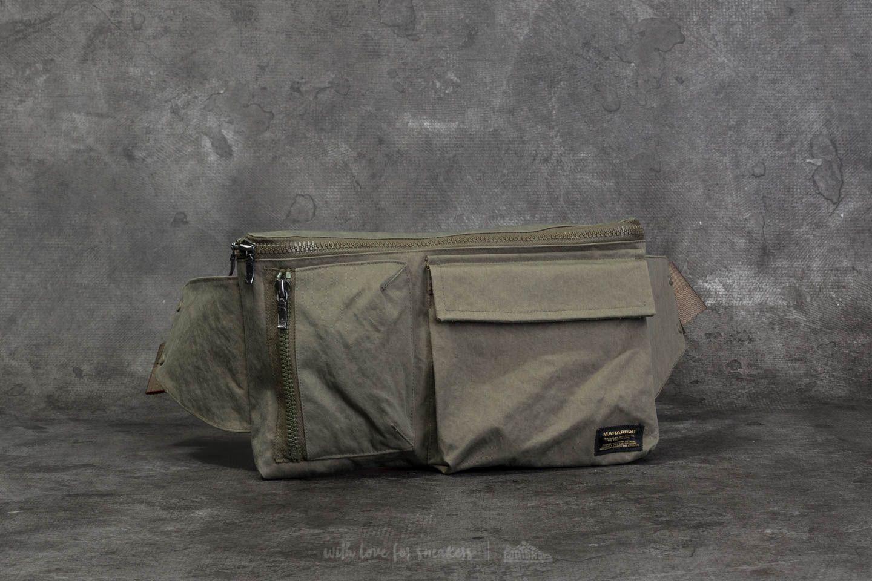 maharishi Waist Bag Maha Olive za skvělou cenu 2 890 Kč koupíte na Footshop.cz