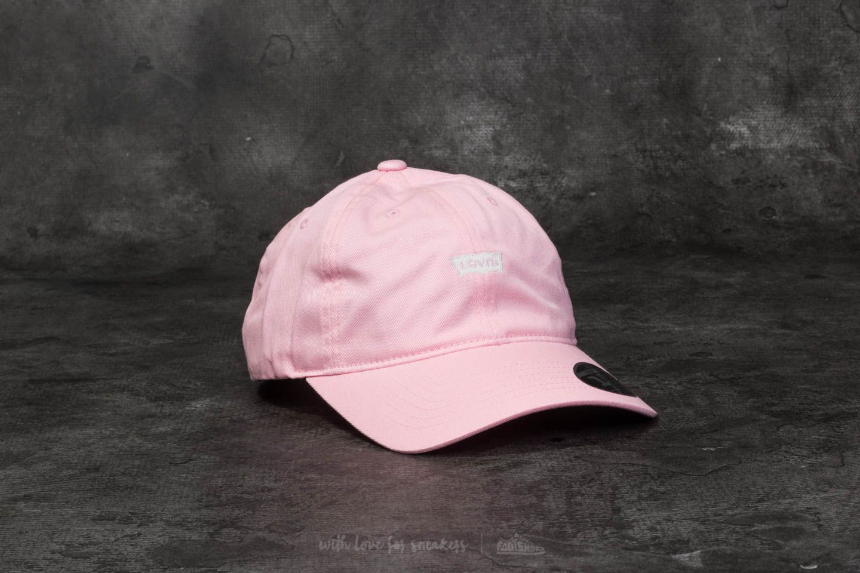 Levi s® Mini Batwing Dad Hat Light Pink  8a634e95a6b