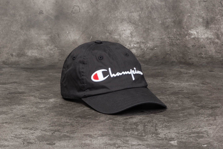 6203697d934 Champion Baseball Cap Black
