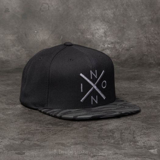 NIXON Mens Exchange Snapback Hat