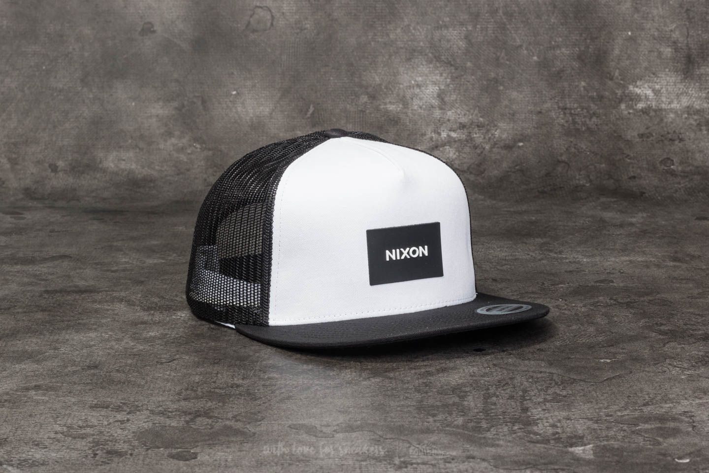 Nixon Team Trucker Hat