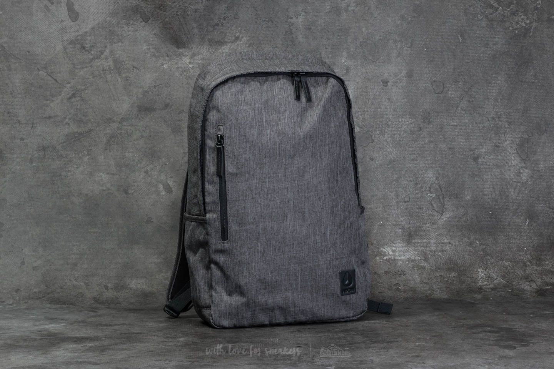 d08dcc2b866e Nixon Smith SE II Backpack Charcoal Heather