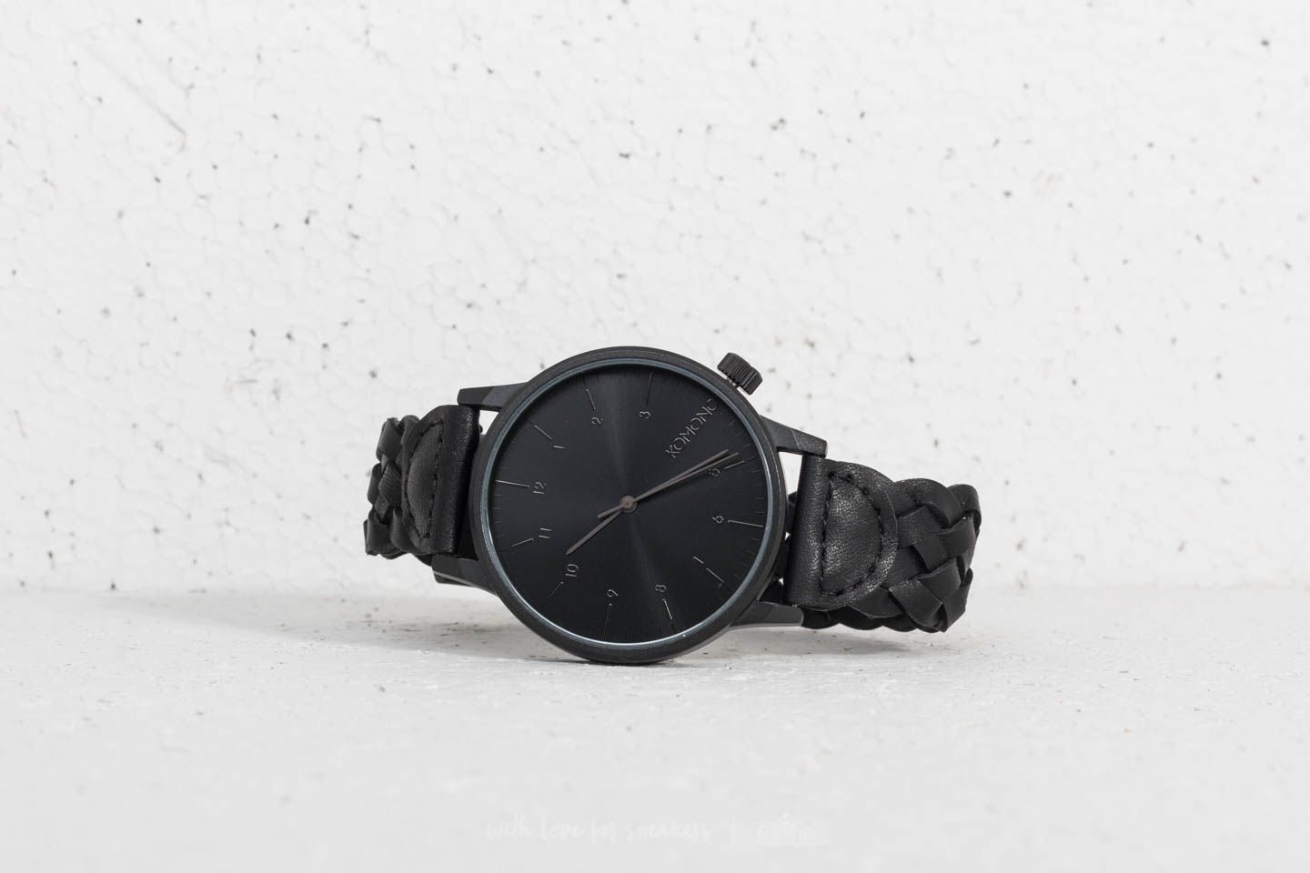 Komono Winston Woven All Black at a great price 88 € buy at Footshop