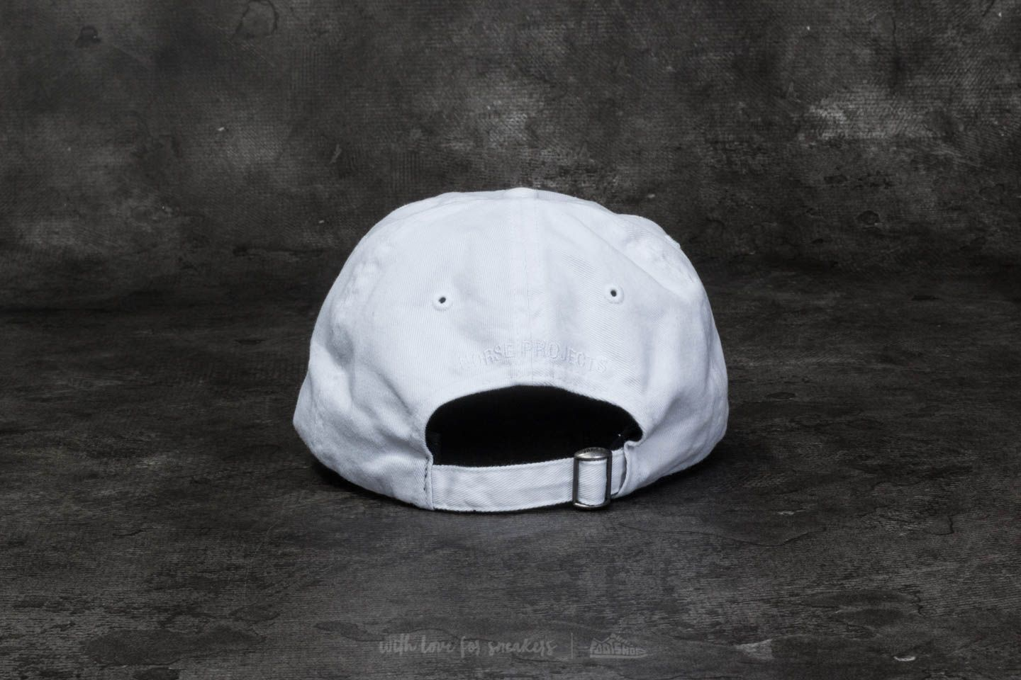 c15ffabdbc7 Norse Projects Light Twill Sports Cap White at a great price  35 buy at  Footshop