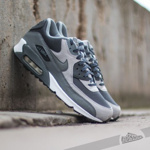 latest design official photos clearance prices Nike Air Max 90 Winter Premium Anthracite/Dark Grey | Footshop