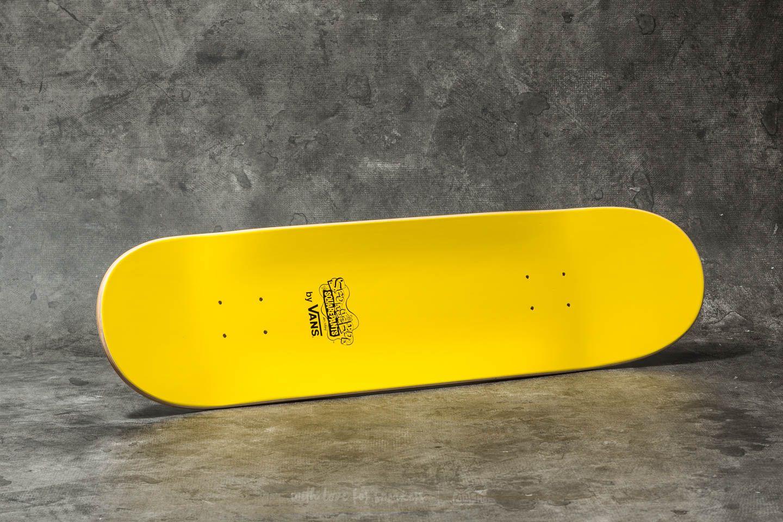 Vans x Spongebob Skate Deck Black | Footshop