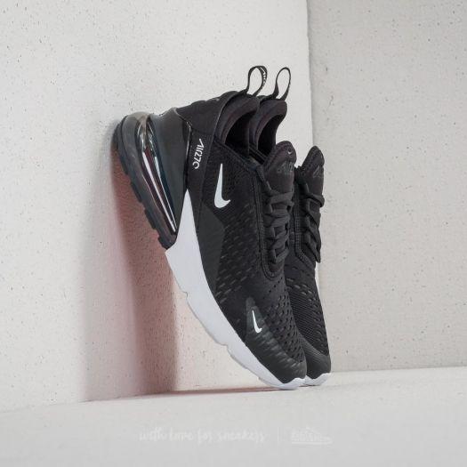 Nike Air Max 270 (GS) Black White Anthracite | Footshop