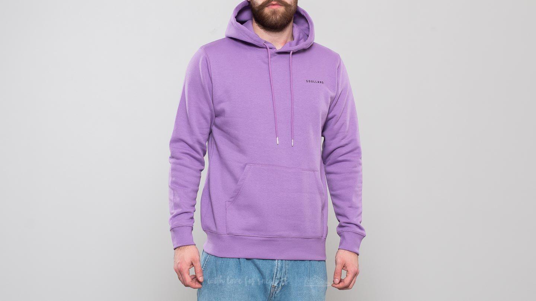 Soulland Wallance Sweatshirt Violet