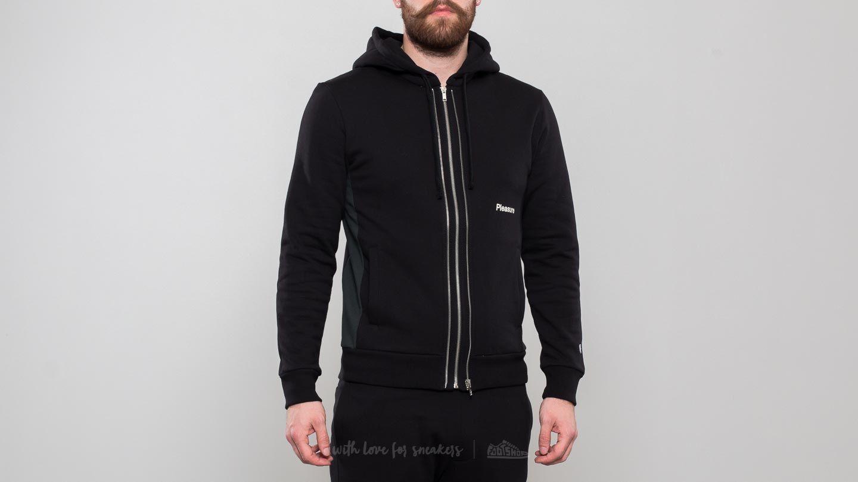 148b2fdc8fa0 Champion x WOOD WOOD Isaac Full Zip Sweatshirt Black