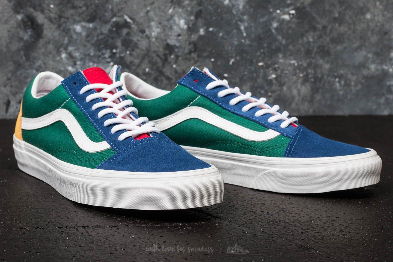 Men's shoes Vans Old Skool (Vans Yacht