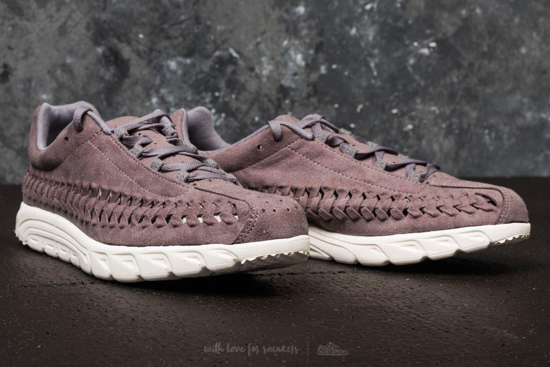 sports shoes 94cb9 7e112 Nike Mayfly Woven Gunsmoke Sail at a great price £105 buy at Footshop