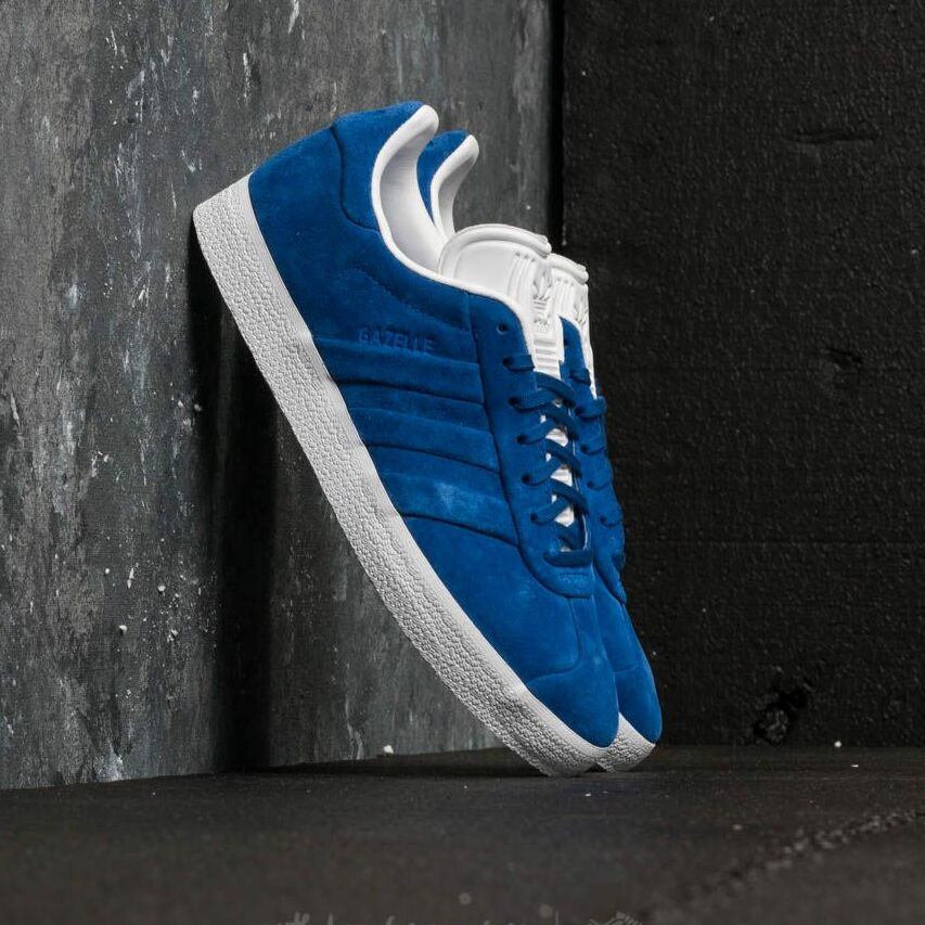 adidas Gazelle Stitch And Turn Collegiate Royal/ Collegiate Royal/ Ftw White EUR 47 1/3