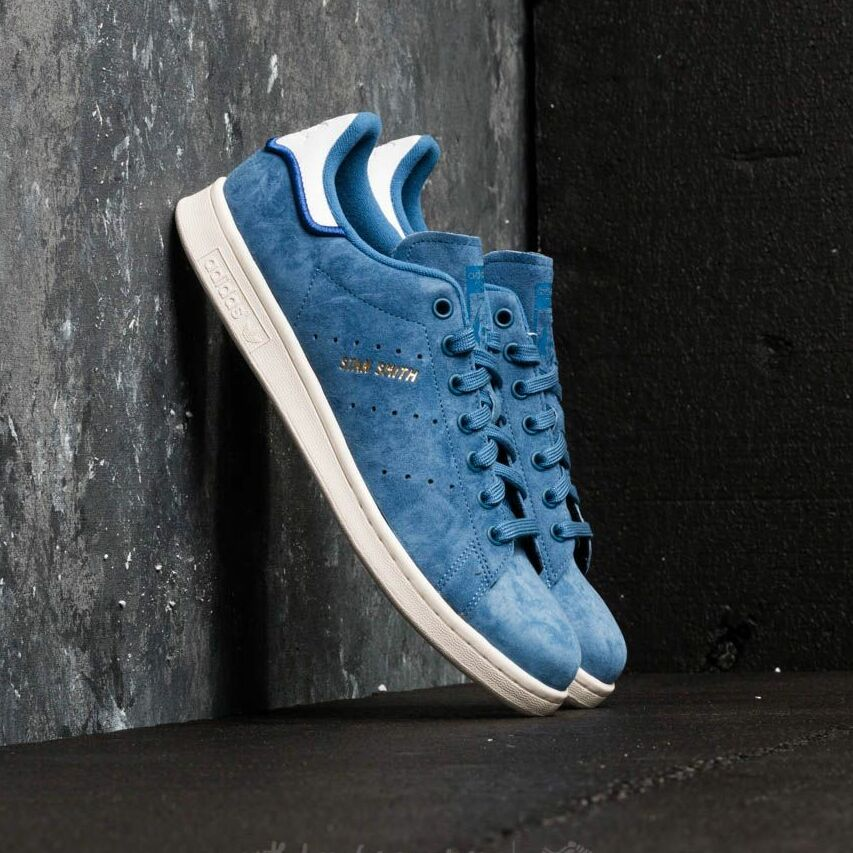 adidas Stan Smith Trace Royal/ Trace Royal/ Hi-Res Blue EUR 47 1/3