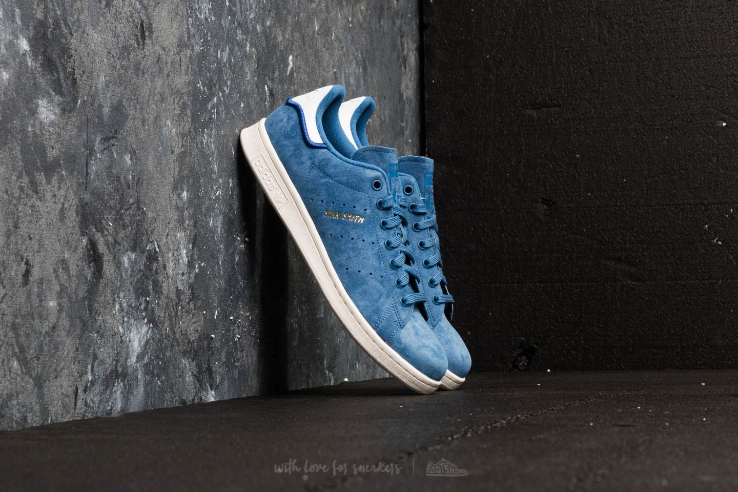adidas Stan Smith Trace Royal/ Trace Royal/ Hi-Res Blue