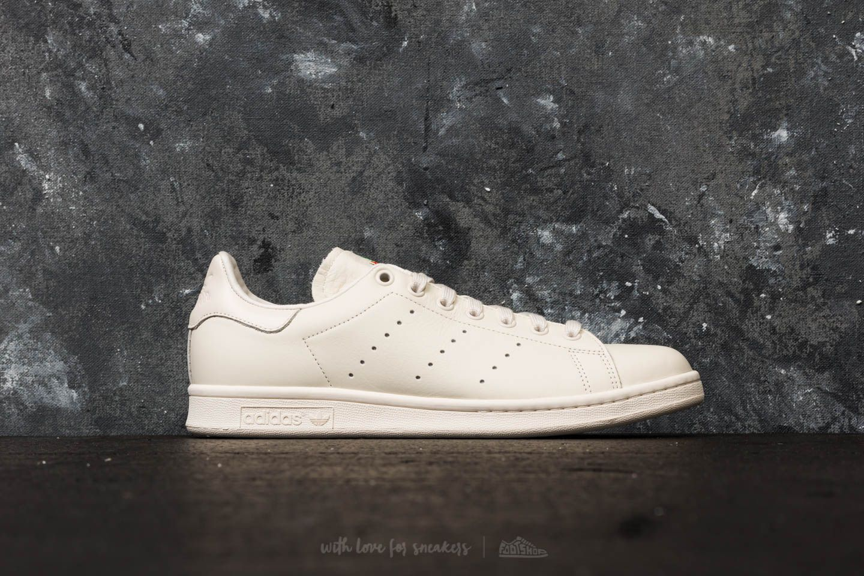 adidas Stan Smith Chalk White Chalk White Chalk Pearl | Footshop