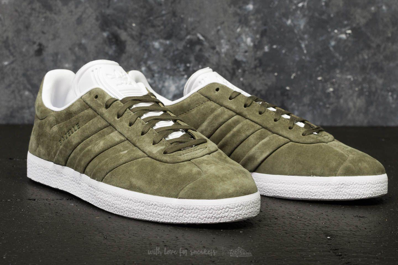 adidas Gazelle Stitch And Turn Branch Branch Ftw White | Footshop