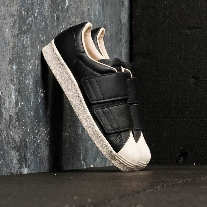 adidas Superstar 80s CF W Core Black/ Core Black/ Linen EUR 39 1/3