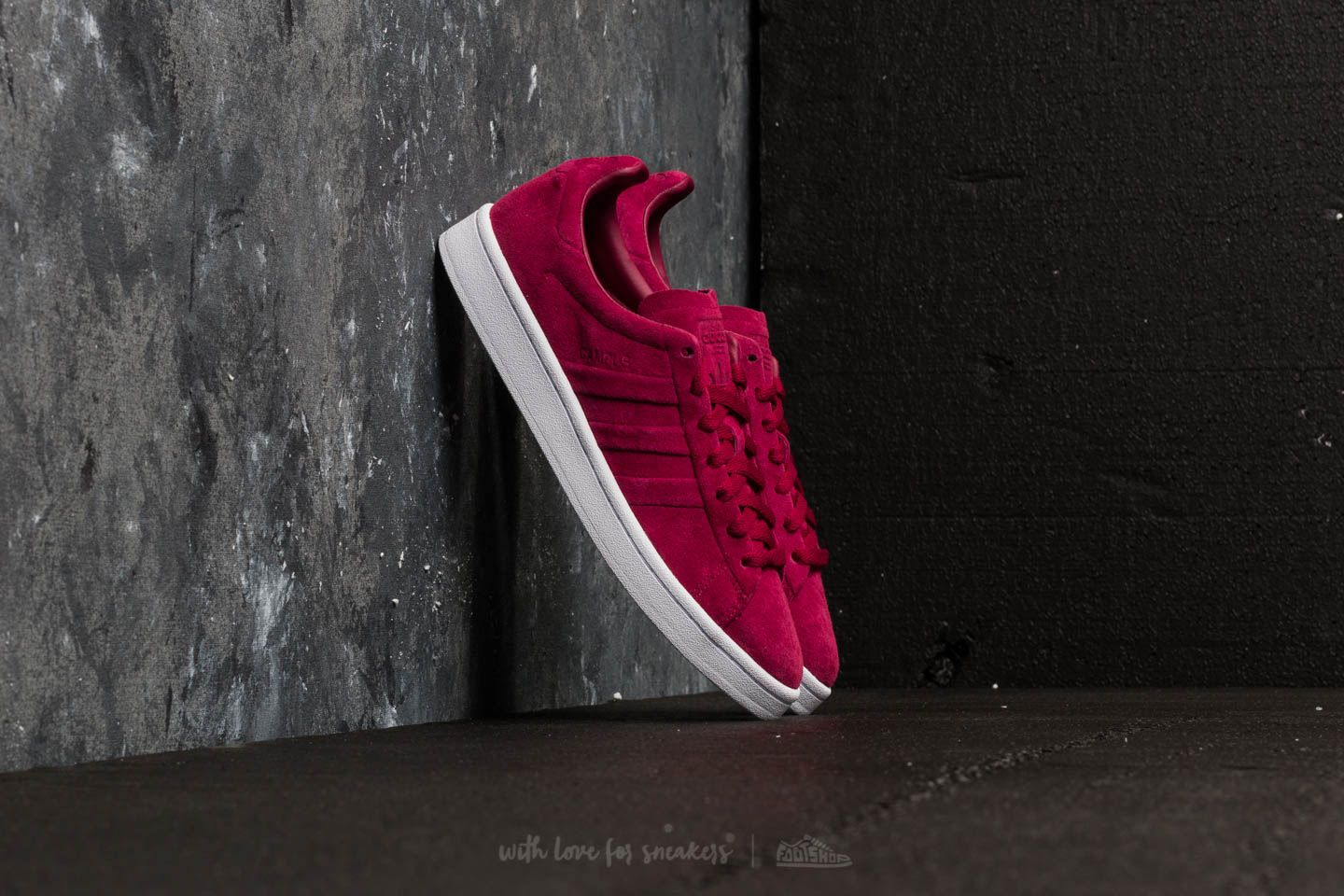 Ruby And Turn Ftw White Stitch Mystery Adidas Campus 80yOwnvmN