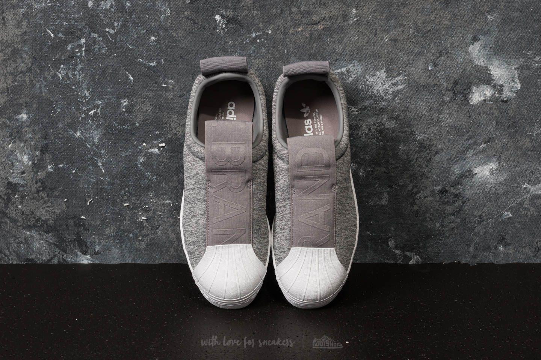 new product b04ef 7a011 adidas Superstar BW3S Slip-On W Grey Two Grey Three Ftw White au