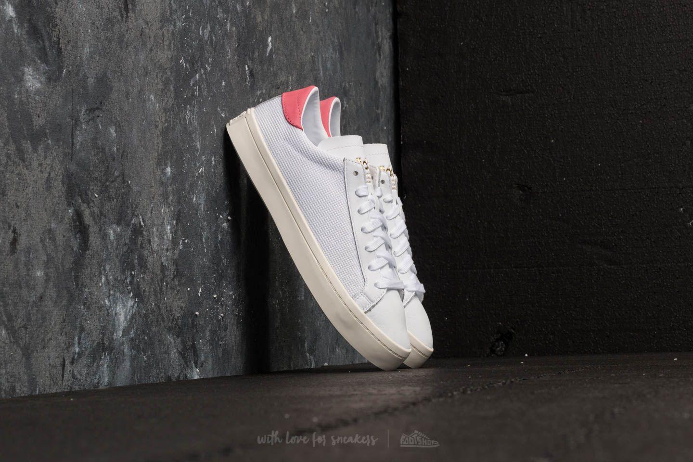 adidas Courtvantage Ftw White/ Ftw White/ Chalk Pink