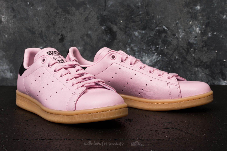 size 40 f497d 93cec adidas Stan Smith W Wonder Pink/ Wonder Pink/ Core Black ...