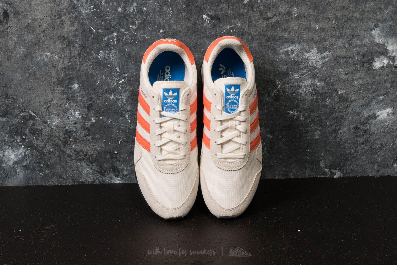 ADIDAS HAVEN Chalk WhiteTrace OrangeOff White