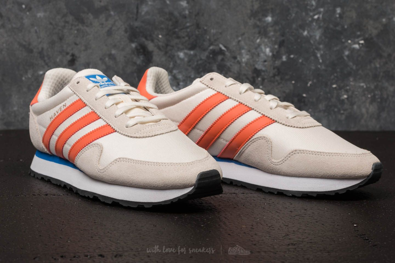 Men's shoes adidas Haven Chalk White