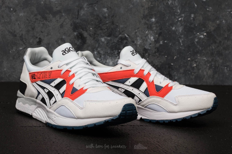 sports shoes 69b02 7e76a Asics Tiger Gel-Lyte V White/ White | Footshop