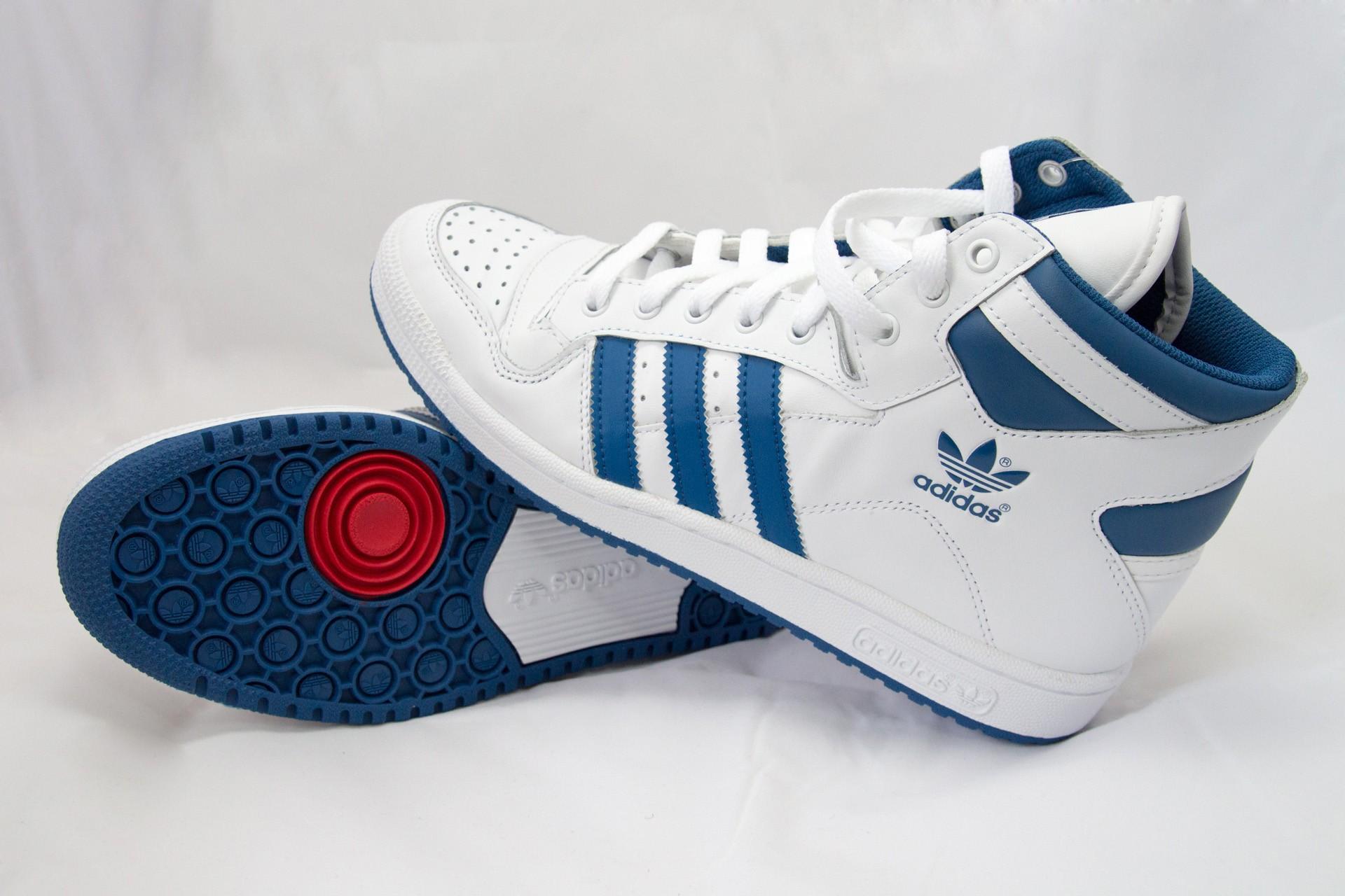 best sneakers 46b18 c1a4e Adidas Decade OG Mid - bílá