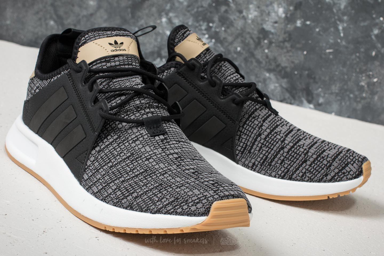 adidas X_PLR Core Black Core Black Gum 3   Footshop