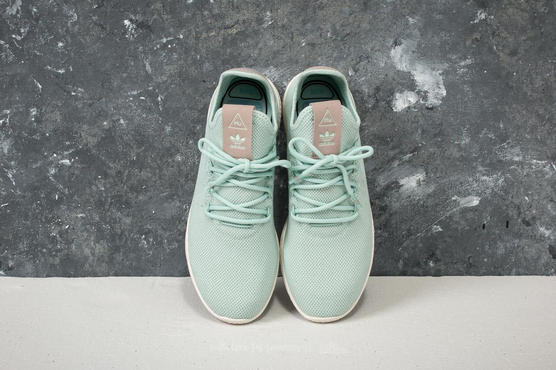 4ef901c96c1 adidas x Pharrell Williams Tennis HU W Ash Green  Ash Green  Ash Grey at