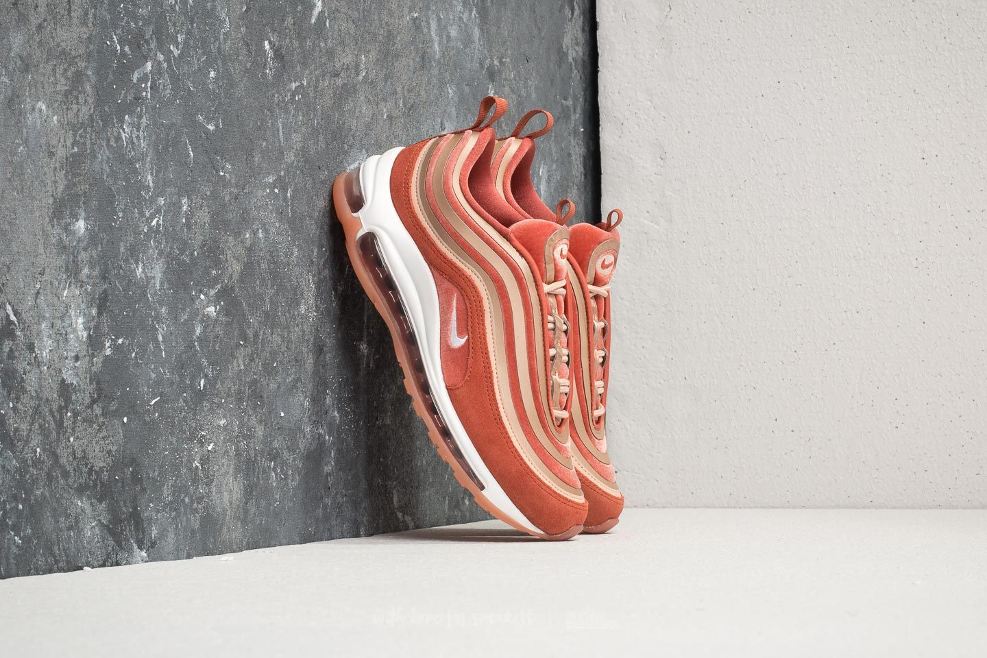 competitive price 42d85 e4676 Nike W Air Max 97 UL '17 LX Dusty Peach/ Summit White | Footshop