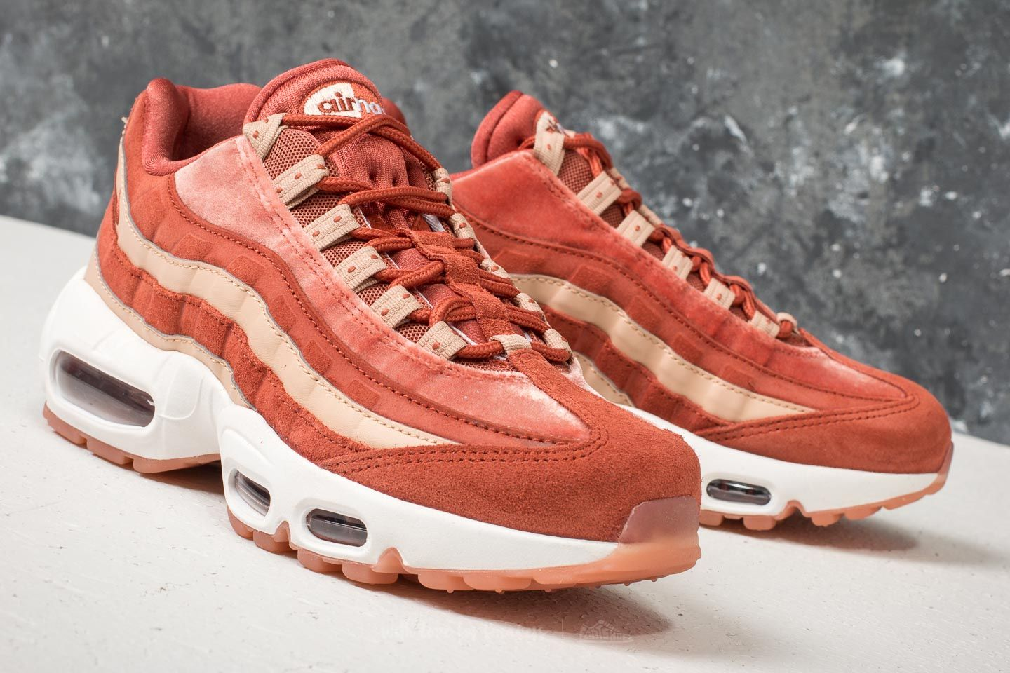 buy popular 30819 f63e9 Nike Wmns Air Max 95 LX Dusty Peach/ Dusty Peach | Footshop