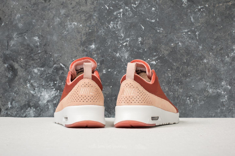 Nike Air Max Thea LX WMNS Dusty Peach Dusty Peach   Footshop