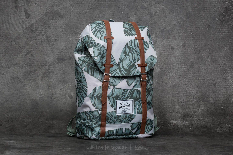 Silver Palm CoRetreat Birch Supply Tan Backpack Herschel Ybfvy76g