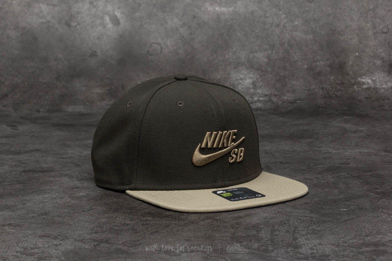 ba23fcda69f Nike SB Pro Cap Sequoia  Neutral Olive
